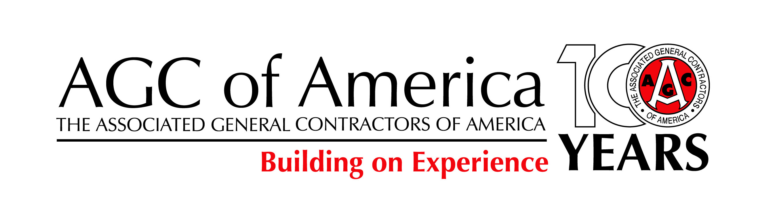 AGC 100 Year Logo