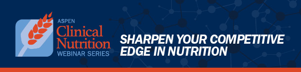 Register for ASPEN 2020 Clinical Nutrition Webinars!