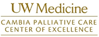 UW Cambia Palliative Care Center of Excellence logo