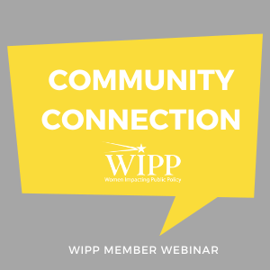 Community Connection Webinar