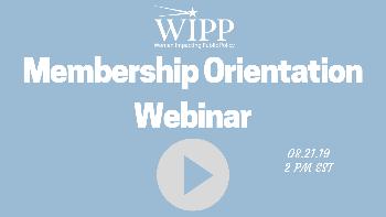 Membership Orientation Webinar