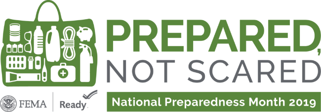 National Disaster Preparedness Month