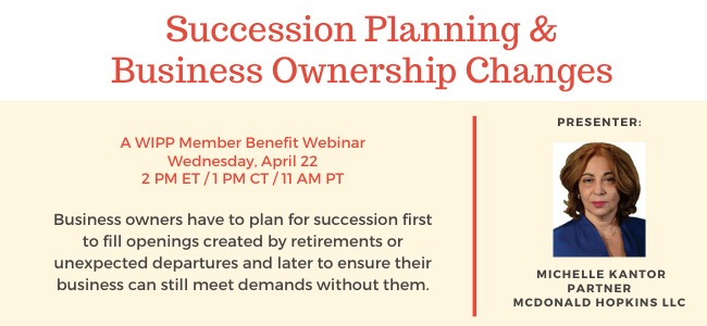 WIPP Education: Succession Planning